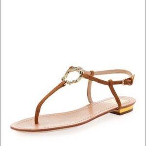 Dolce Vita snake ring sandals